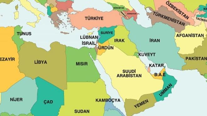 Ortadoğu Kavramı nedir ve Ortadoğu neresidir?