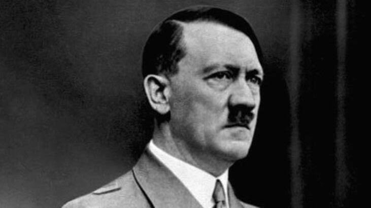 CIA Belgelerinde Hitler