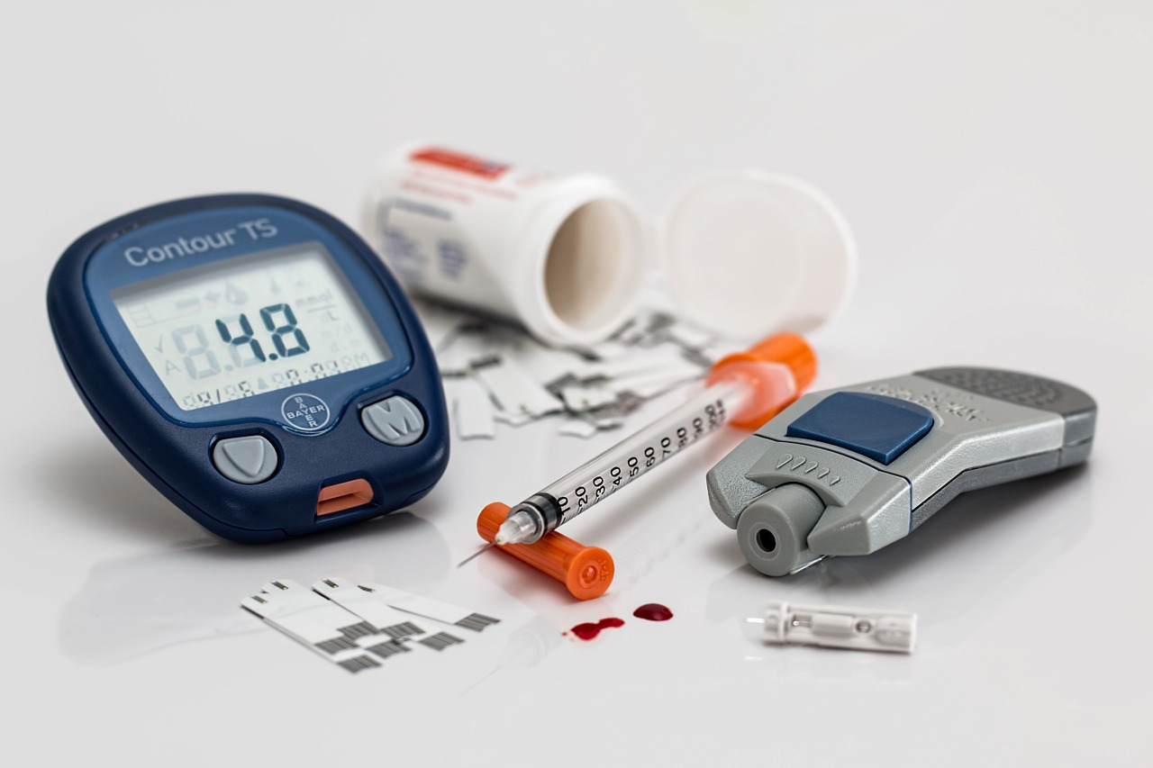 Diyabet Şeker Diabets TİP 1 TİP2
