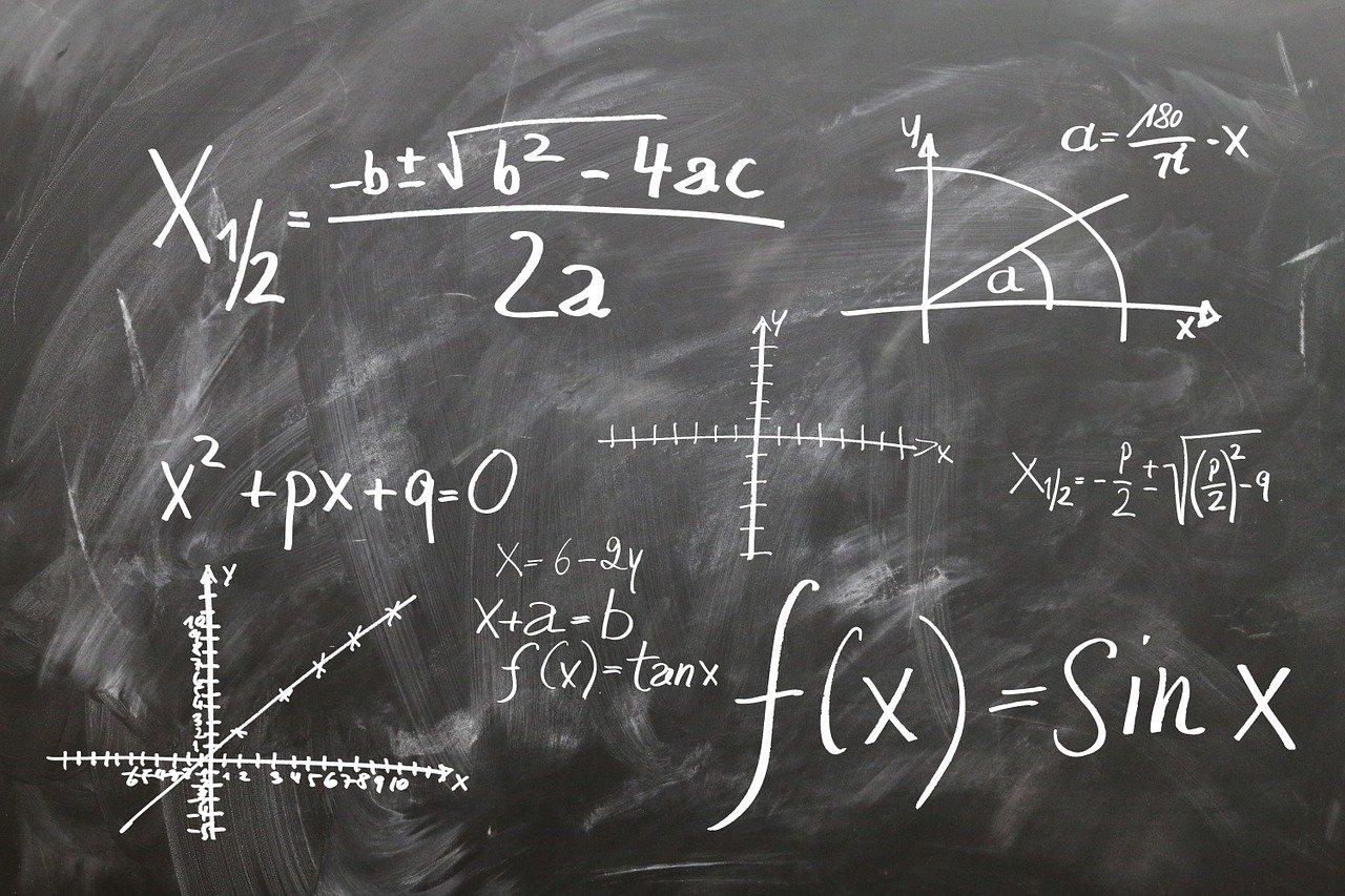 Matematik Fizik Kimya Biyoloji Formül Teori