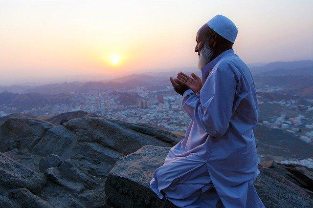 İbadet Namza Dua