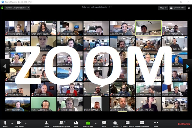 Zoom Güvenli mi? Zoom Kişisel Bilgileri Çalıyor mu? Zoom Meeting!