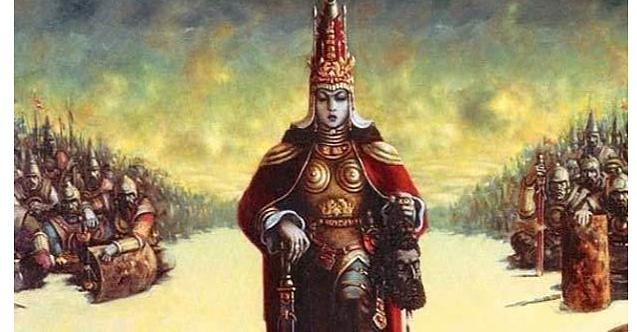 Türk Kadınlar Hanlar Sultanlar