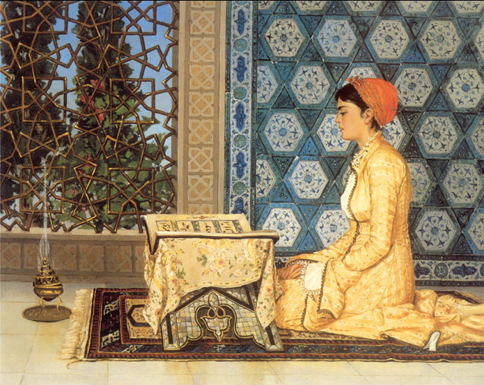 Kuran İslam Kadın Alim