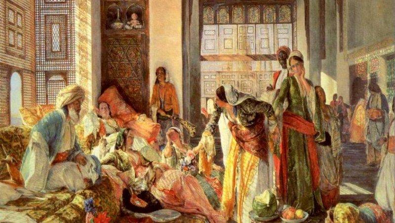 Harem Tarih Kadın Türk
