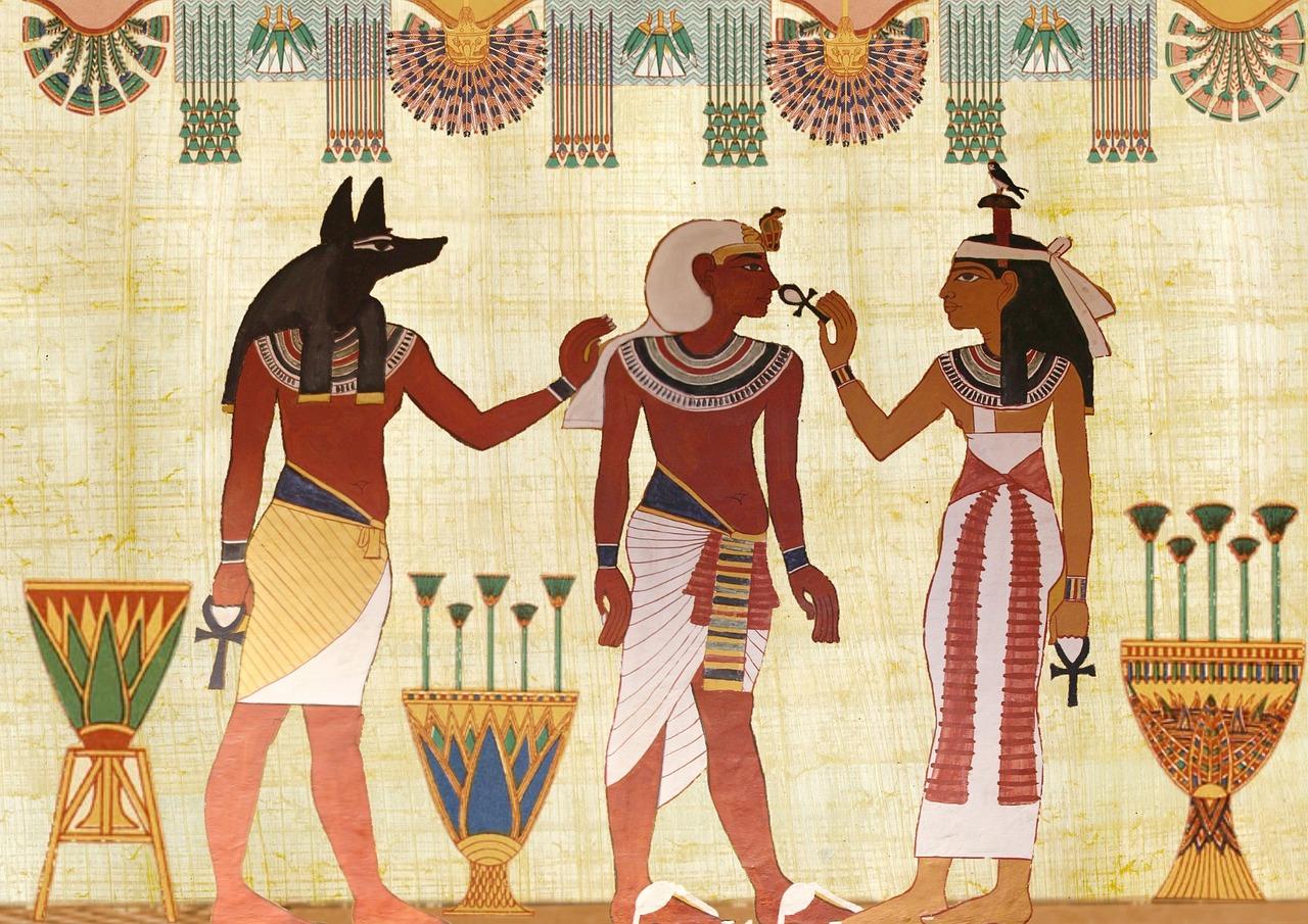 Mısır Antik Hikaye Masal