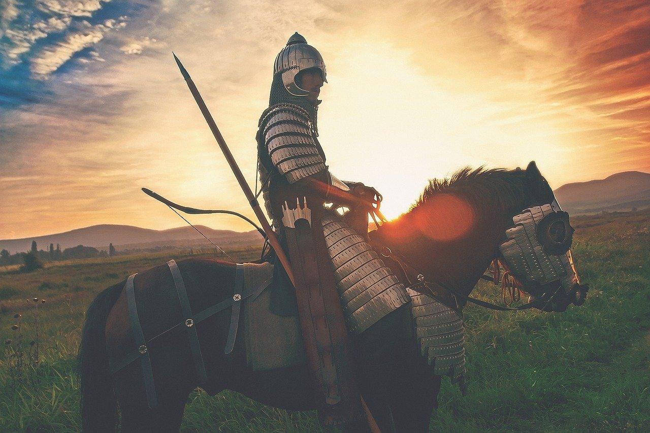 Samuray Şovalye Asker Soldat
