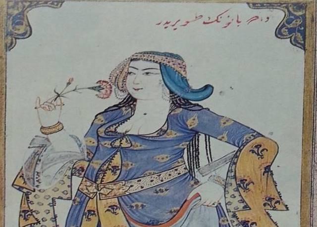 Kadın Sultan Harem Yönetici