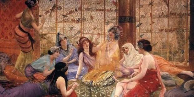 Türk Tarih İslam Arap Kadın