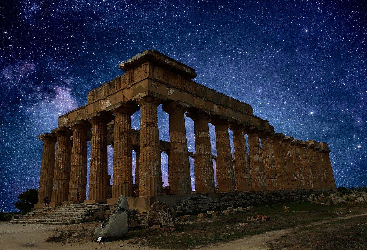 Gece Tarih insanlık Yaratılış Evrim