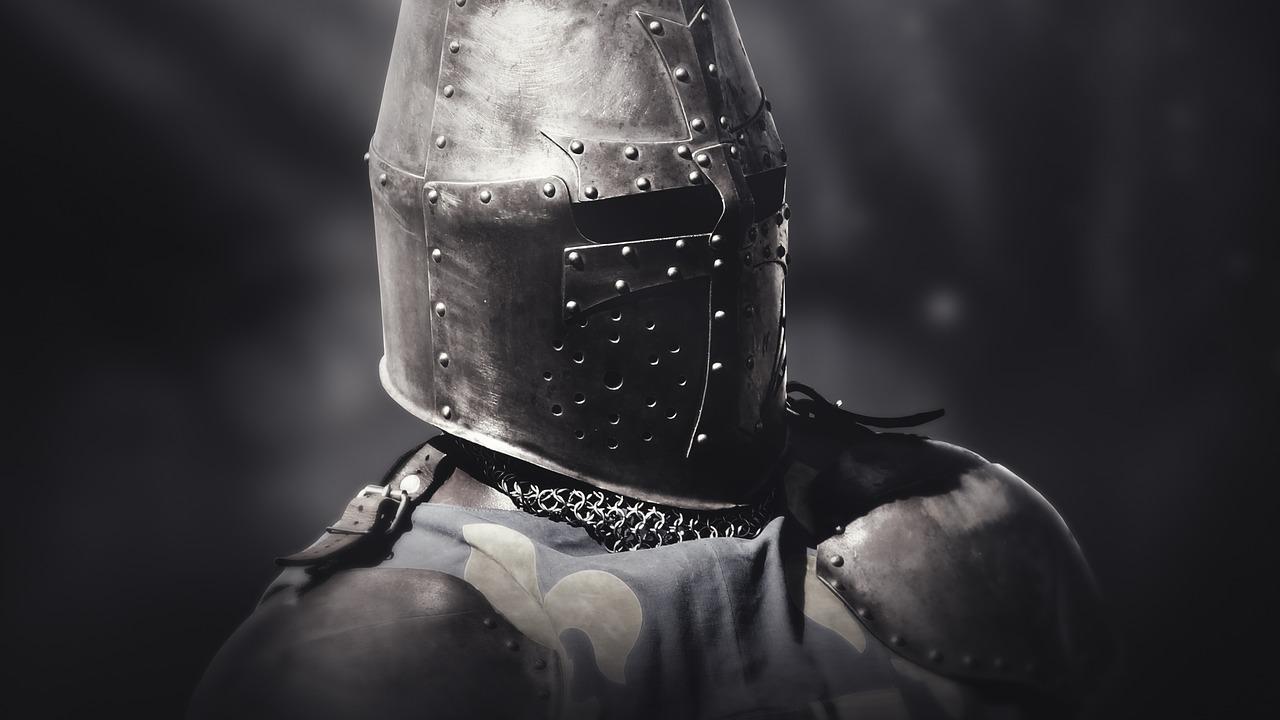 Şovalye Tarih Krallık Barbar