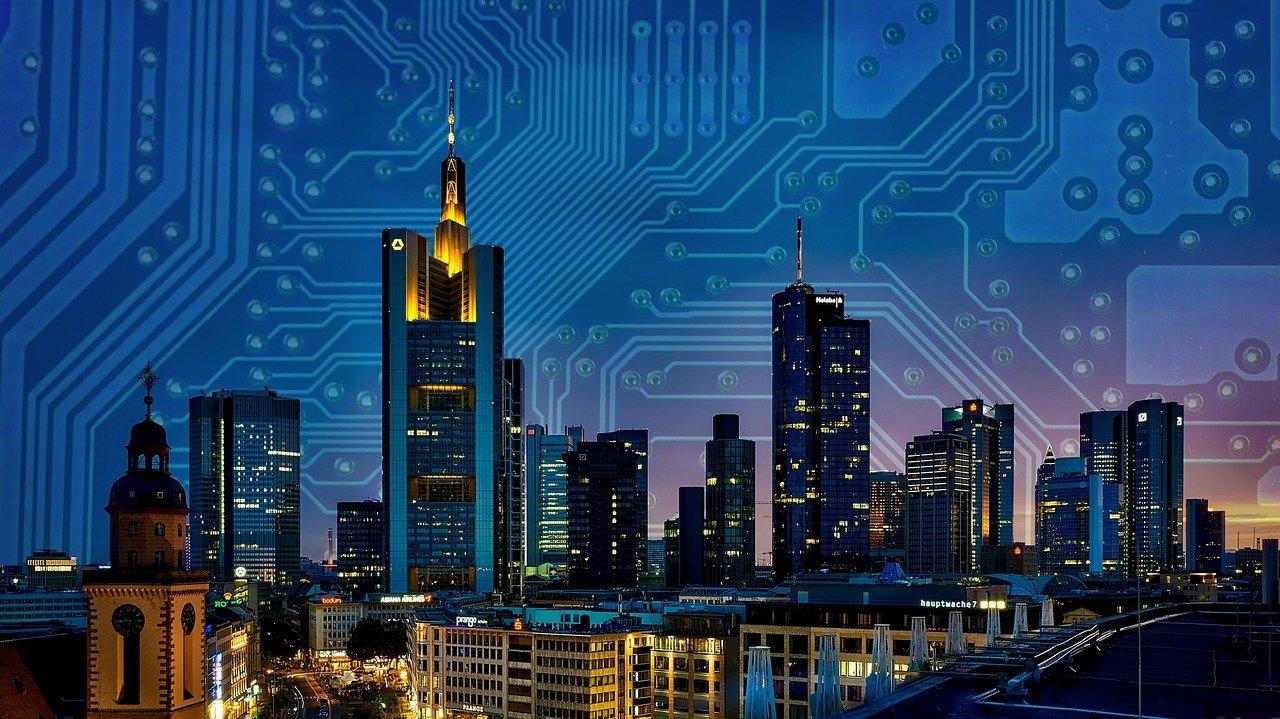 akllı şehirler teknolojik city
