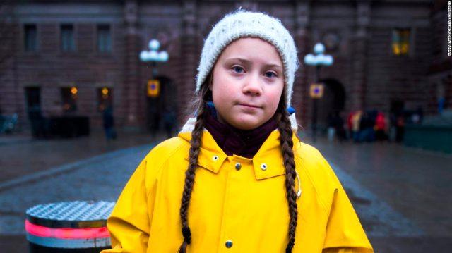 Greta Thunberg'in hikayesi: Evimiz Yanıyor Krizdeki Bir Aileden ve Gezegenden Sahneler